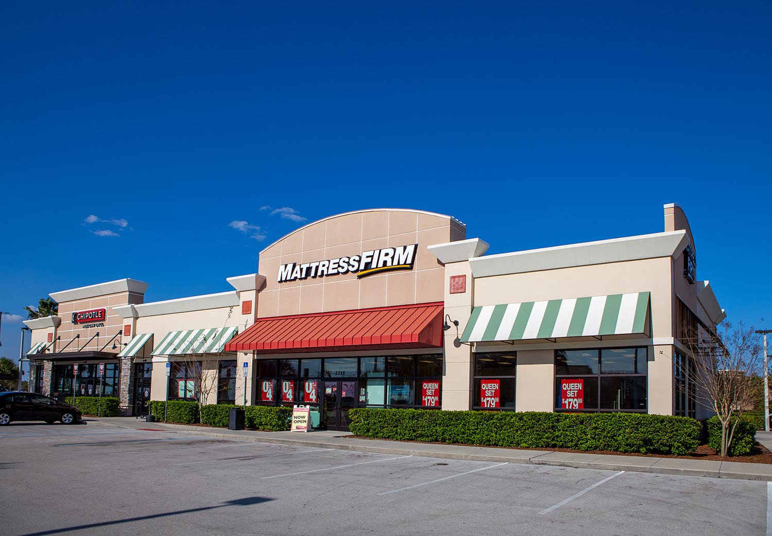 Mattress Firm located in Viera