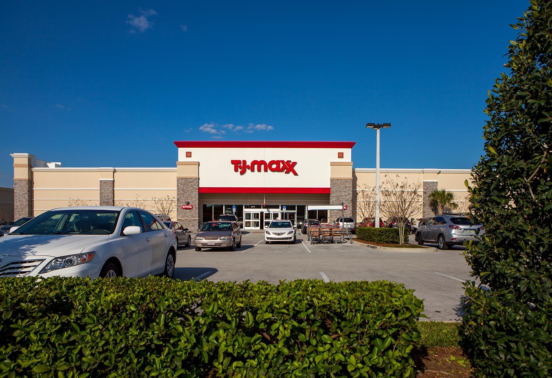 TJ Maxx located in Viera