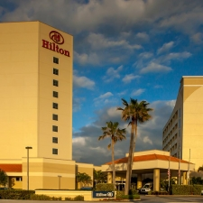 Hilton Hotel in Melbourne, Florida
