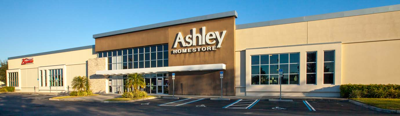 Alerion, Inc. Projects | Ashley Homestore