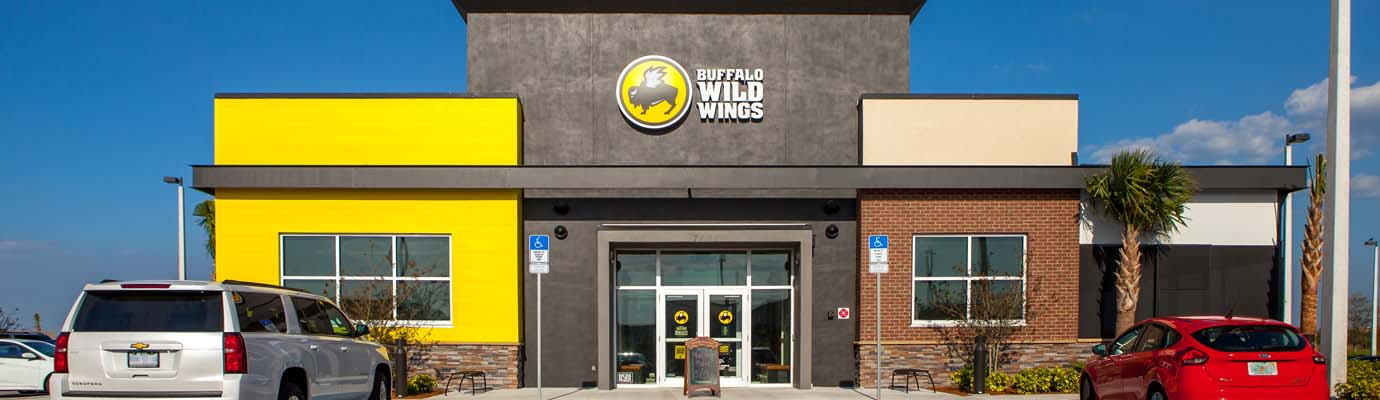 Alerion, Inc.  Projects | Buffalo Wild Wings Viera